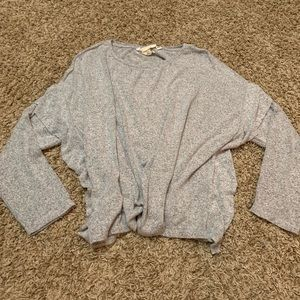 Oversized Grey H&M Sweater